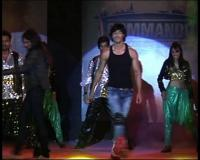 News video: Vidyut fights at Commando launch