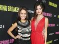 News video: Gomez and Hudgens Bring Spring Break to LA